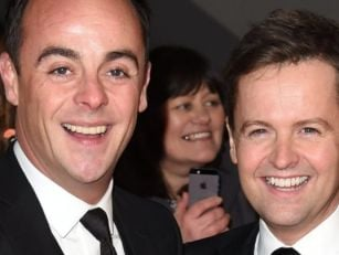 Ant McPartlin Opens Up About D...