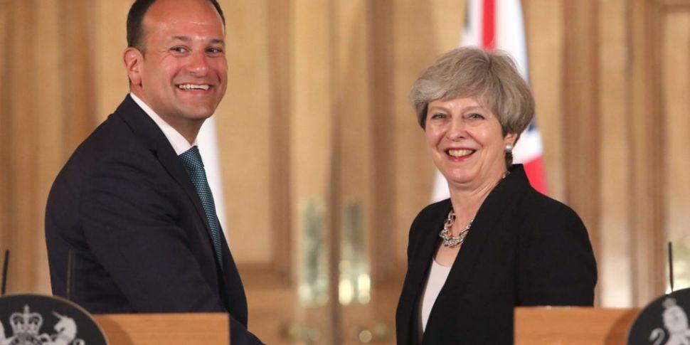 Theresa May Set To Visit Dubli...