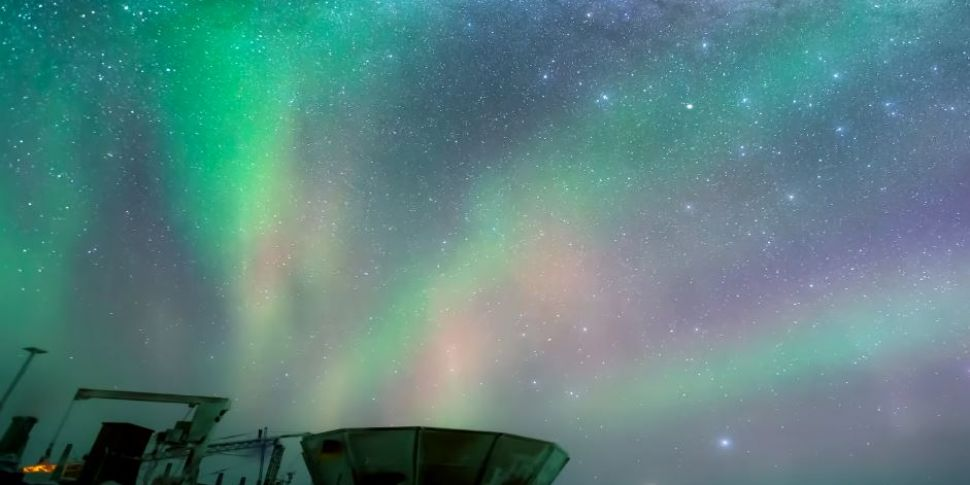 South Pole Timelapse Shows Abs...
