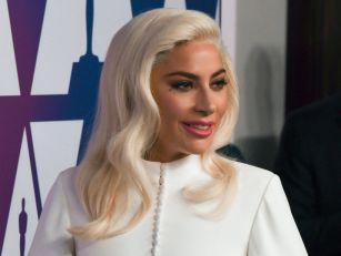 Lady Gaga Gets Tattoo Fixed Af...