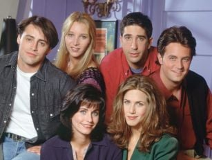 Friends Is Being Removed From...