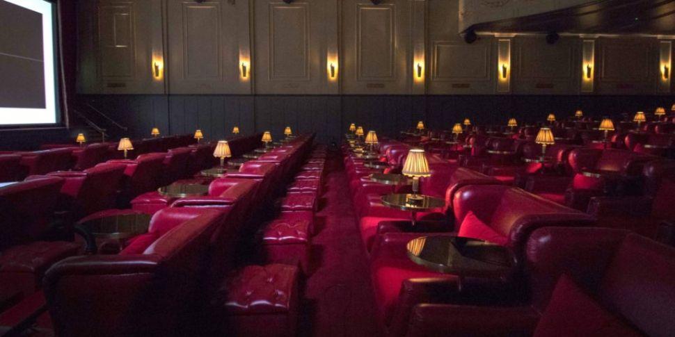 Press Up To Open Stella Cinema...