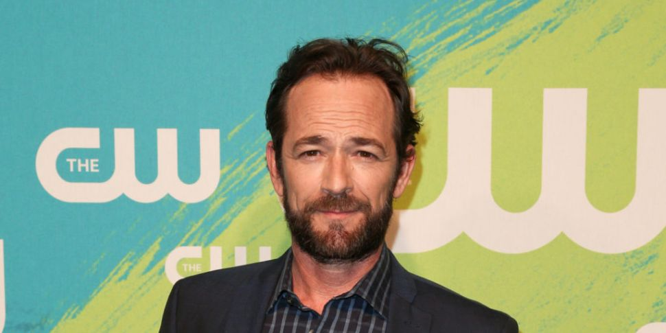 Actor Luke Perry Has Died At T...