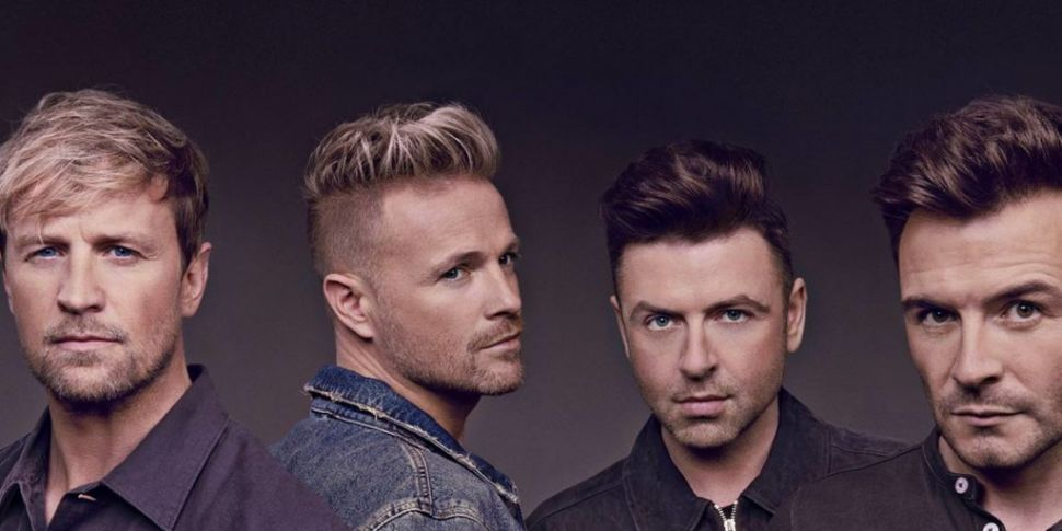 Westlife Are Making A Document...