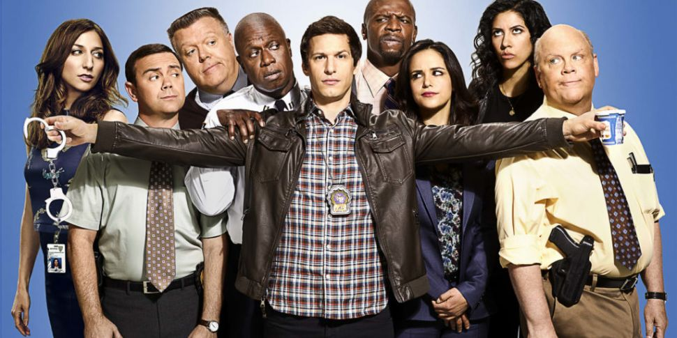 Brooklyn Nine-Nine Season 5 Ha...
