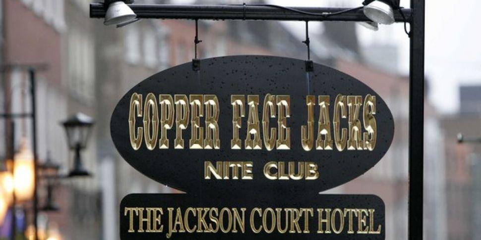 Copper Face Jacks No Longer Up...