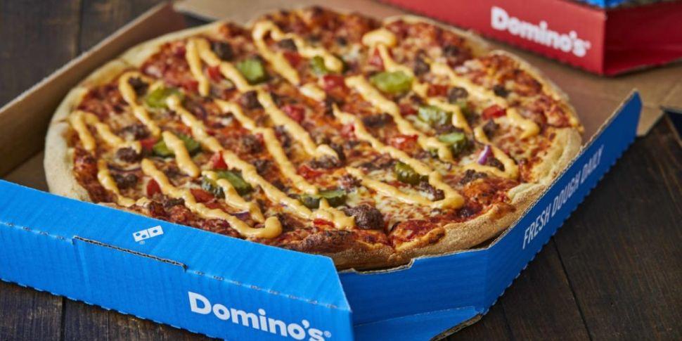 Domino's Pizza Open Brand New...