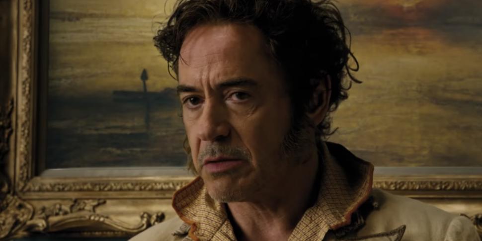 WATCH: Robert Downey Jr. In Fi...