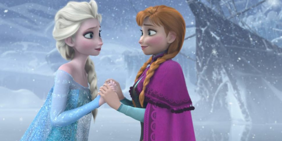 WATCH: Disney Drop Another Bra...