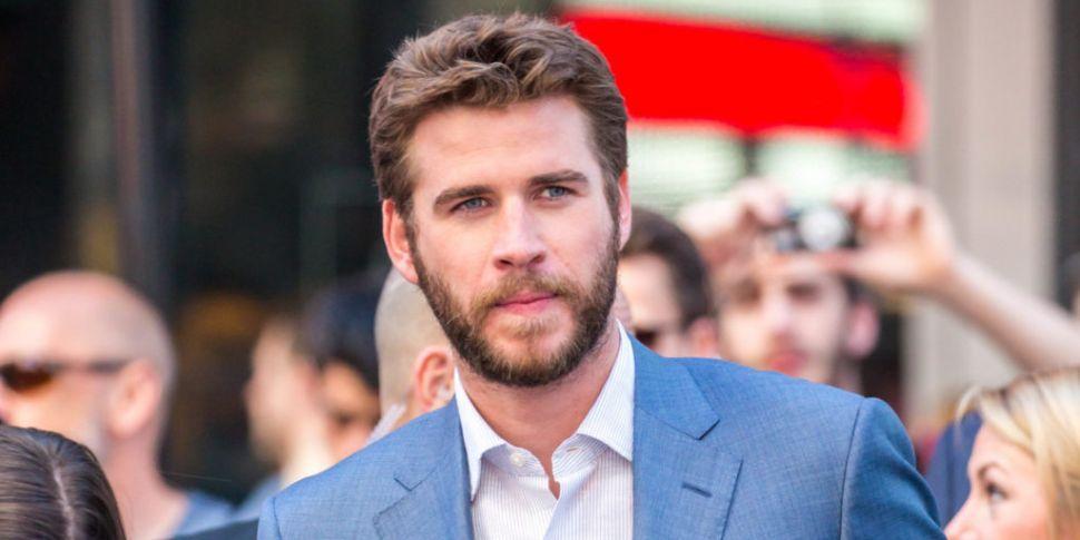 Liam Hemsworth Has Been Spotte...