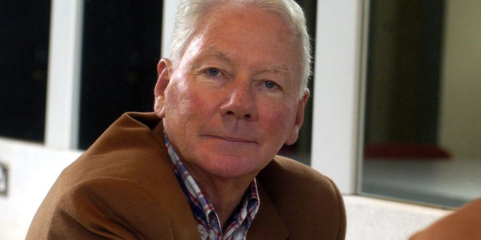 Funeral Of Gay Byrne Taking Pl...