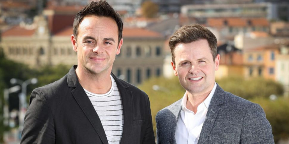 Declan Donnelly Says He Was 'A...