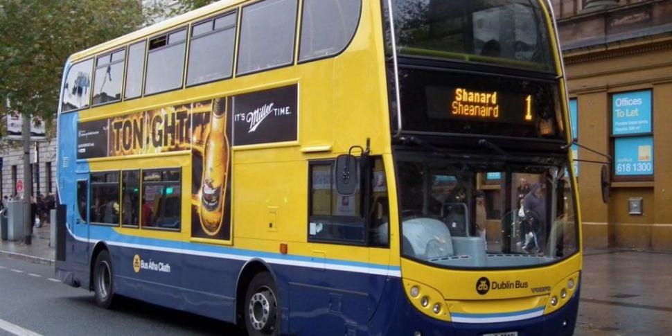 Dublin Bus Launching Two 24/7...