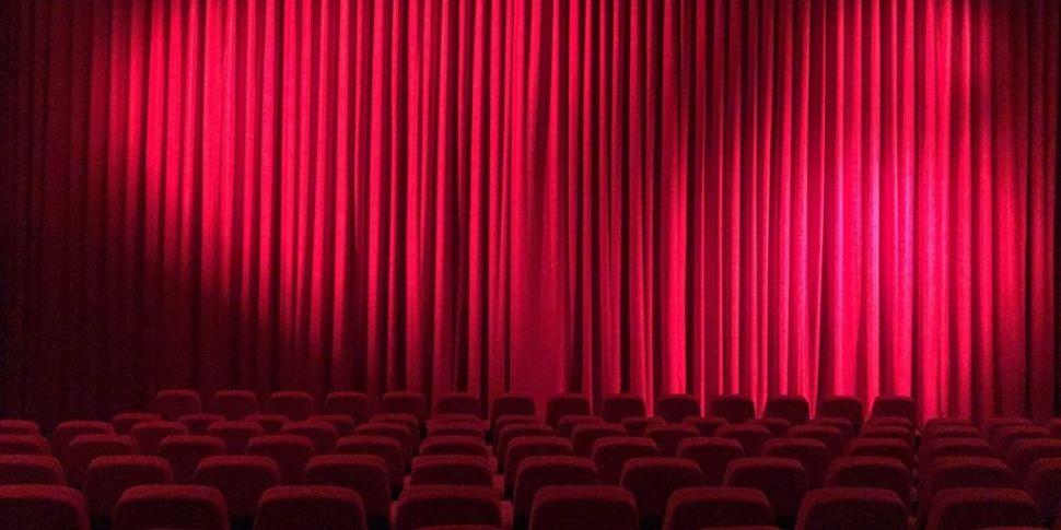 A 2-Screen Cinema Is Being Bui...