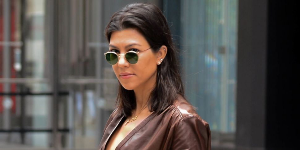Kourtney Kardashian Reveals Sh...