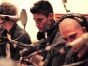 Vid: The Wanted sing 'Glad You Came'and 'Iris'
