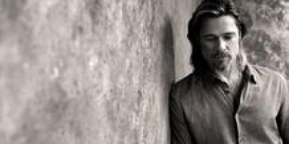 Brad Pitt's Chanel No.5 Ad!