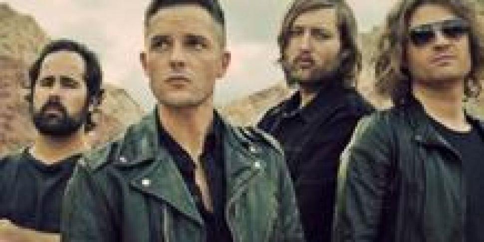 The Killers announce Irish dat...