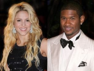 Usher and Shakira join The Voi...