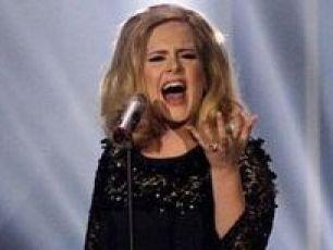 Adele IS singing the Bond theme tune!