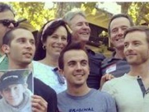 Malcolm in The Middle reunion!