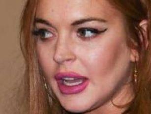 Lindsay Lohan arrested!