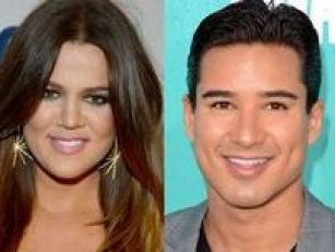 Mario Lopez & Khloe Kardashian...