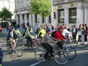 Cyclists soon to be hit with fines