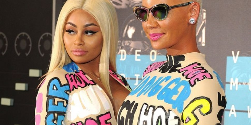 Have Amber Rose and Blac Chyna Finally Taken Down The