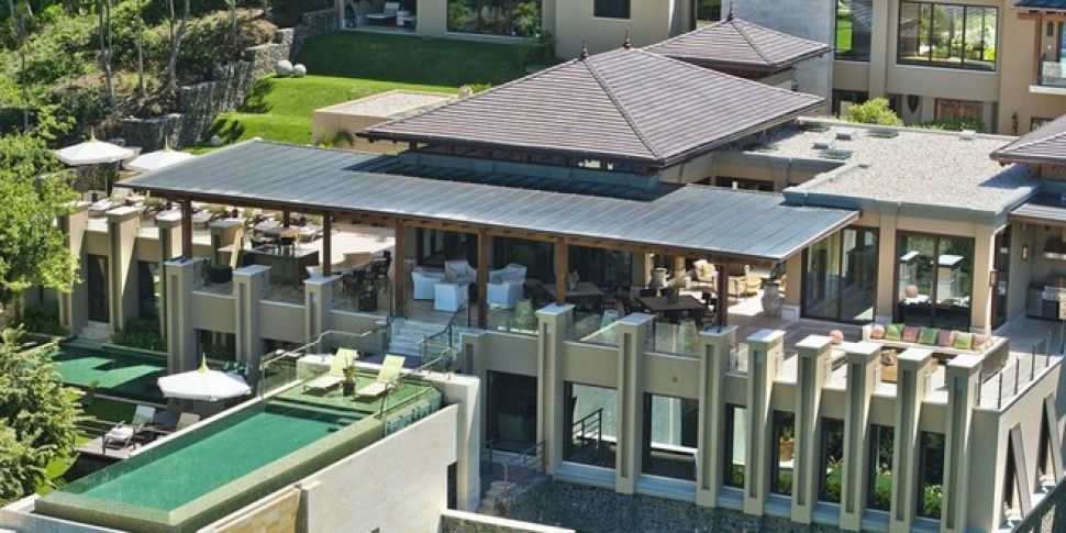Tour The Kardashians Holiday Mansion In Costa Rica