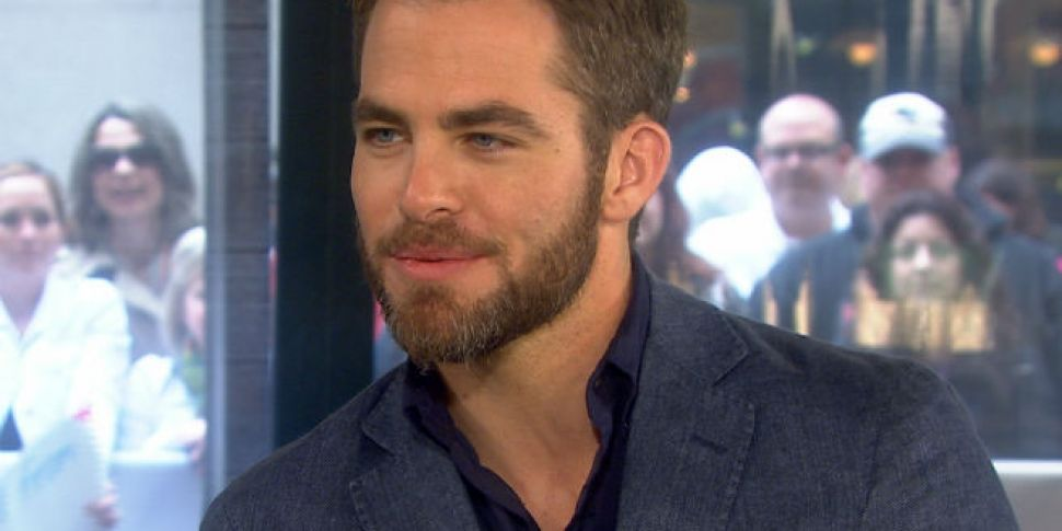 Chris Pine cast in Wonder Woman | SPIN1038