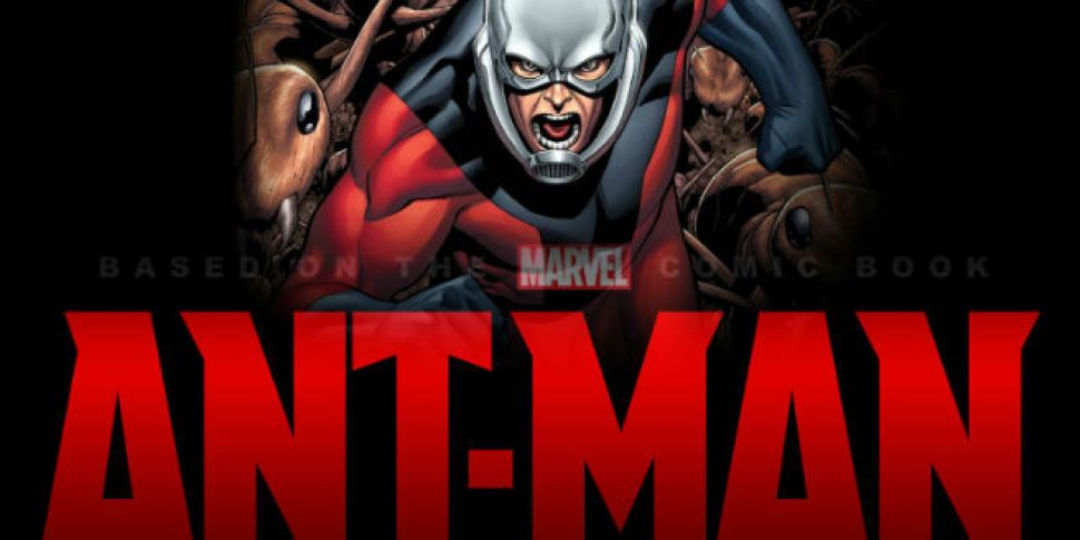 New Ant-Man Trailer Dropping T...