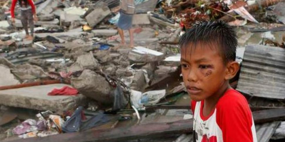 Over 30 Dead As Typhoon Mangkhut Batters The Philippines