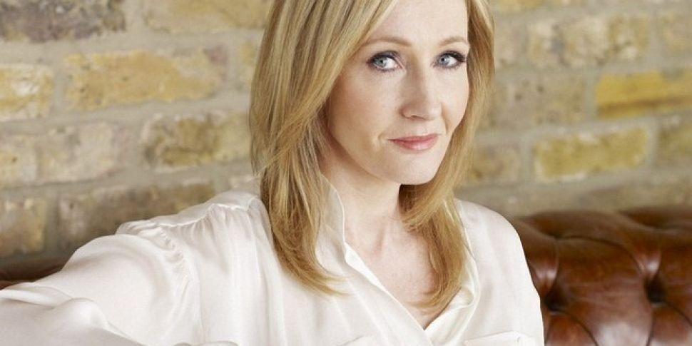 JK Rowling Trolls President Do...