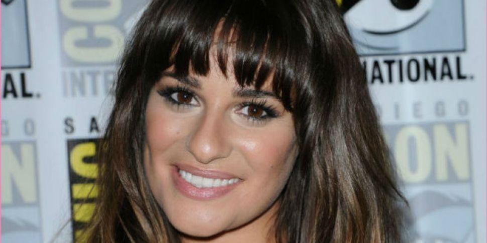 Lea Michele Announces Engagement