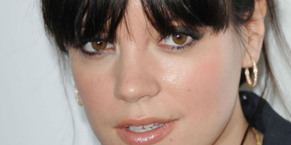 Lily Allen Says Social Media Has A Negative Impact On Young Women