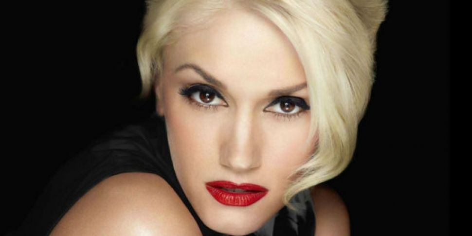 Gwen Stefani Celebrates Her Ne...