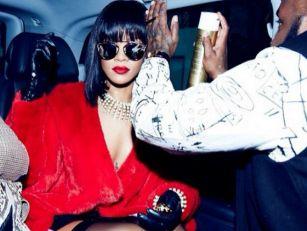 Rihanna Wins Prestigious Fashi...