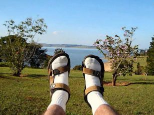 Socks and Sandals; Are they re...