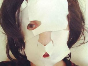 Get A Look At What Gaga Really Looks Like Underneath All The Costume