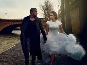 Kimye's Wedding Presents: What The Celebs Are Getting Them