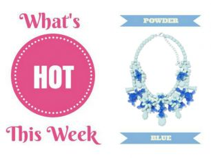 What's Hot This Week: Powder Blue