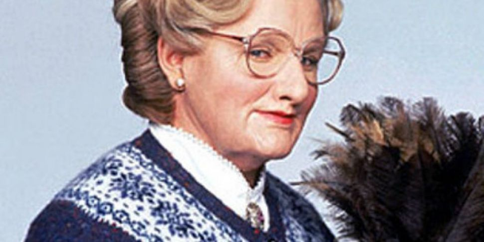 Mrs Doubtfire Is Being Made Into A Broadway Musical
