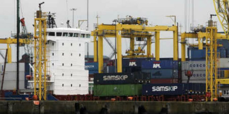 Drugs Bust At Dublin Port