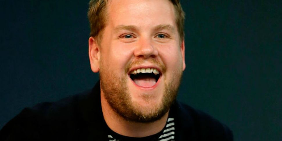 James Corden Reveals Who Walke...