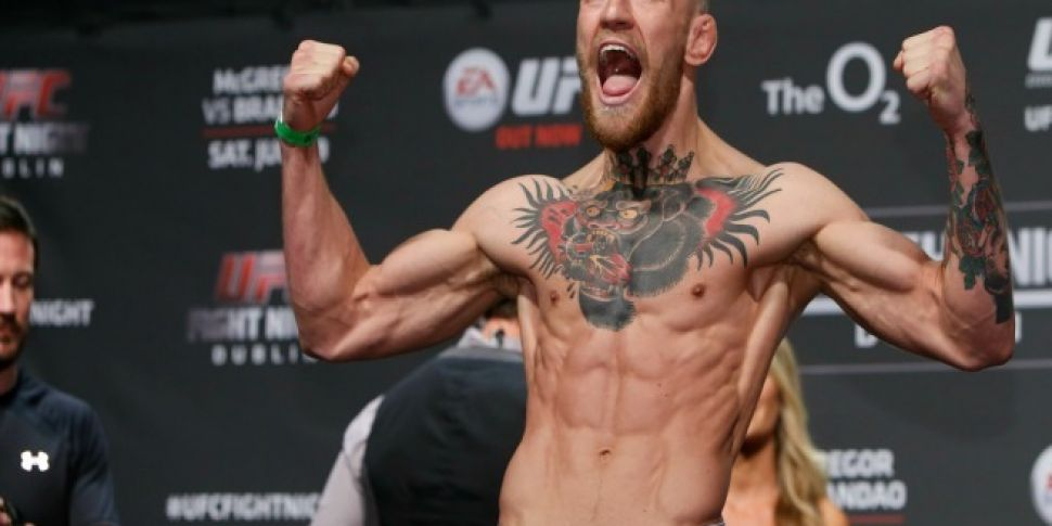 Have You Seen Conor Mcgregor S Clothing Line Spin1038