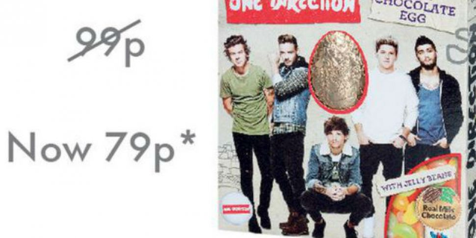 Lidl reacts to Zayn leaving One Direction | SPIN1038