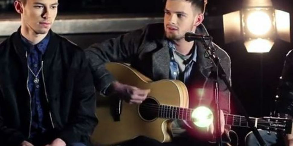 LISTEN: Stereo Kicks cover Coldplay's 'Fix You'