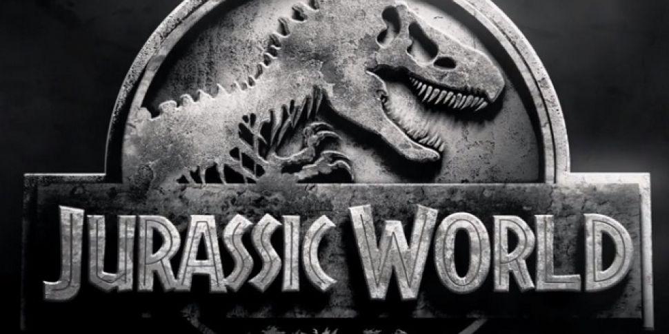 WATCH: First look at Jurrasic World'