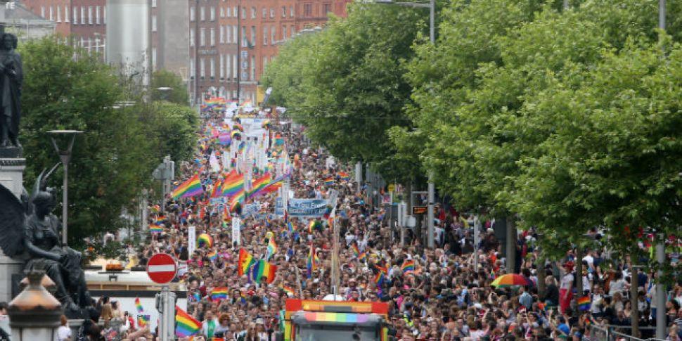 'We Are Family' Chosen As Theme For Dublin Pride 2018